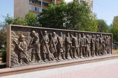 Eindrücke aus Aqtau, Hafenstadt in Kasachstan