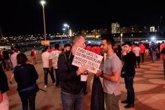 Fans beim  Europa-League-Finale 2019 in Baku