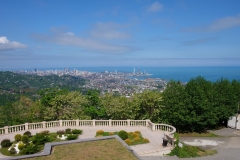 Spaziergang in Batumi - Georgien