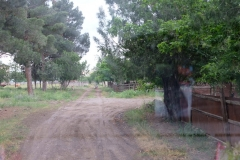 Geisterstadt hinter Rustawi