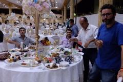 Zu Gast auf einer Hochzeit in Samarkand