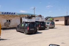 Erste Eindrücke aus Usbekistan