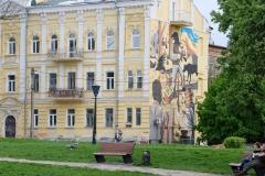 Bilder von unserem Spaziergang durch Kiew