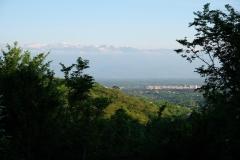 Der Kaukasus auf dem Weg nach Kutaissi