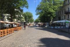 Frühlingsspaziergang in Odessa