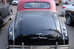 Schöne alte Autos in  Odessa