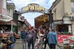 Privoz Markt in Odessa