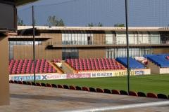 Das Heiligtum: Stadiongelände  vom FK Qäbälä