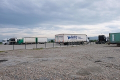 Grenze Aserbaidschan