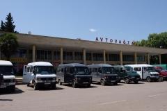 Ankunft in Aserbaidschan
