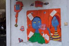 Streetart in Tiflis