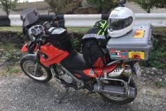 Mit dem Motorrad nach Japan