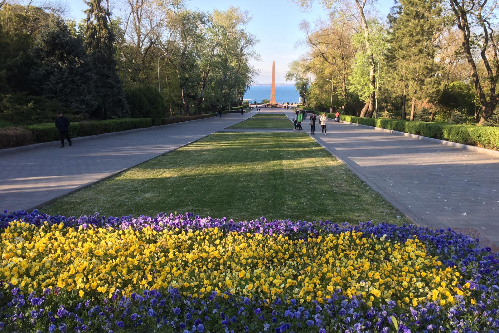 Odessa - die schönste Stadt der Ukraine