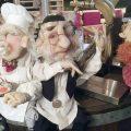Kurioses Puppen-Restaurant in Odessa