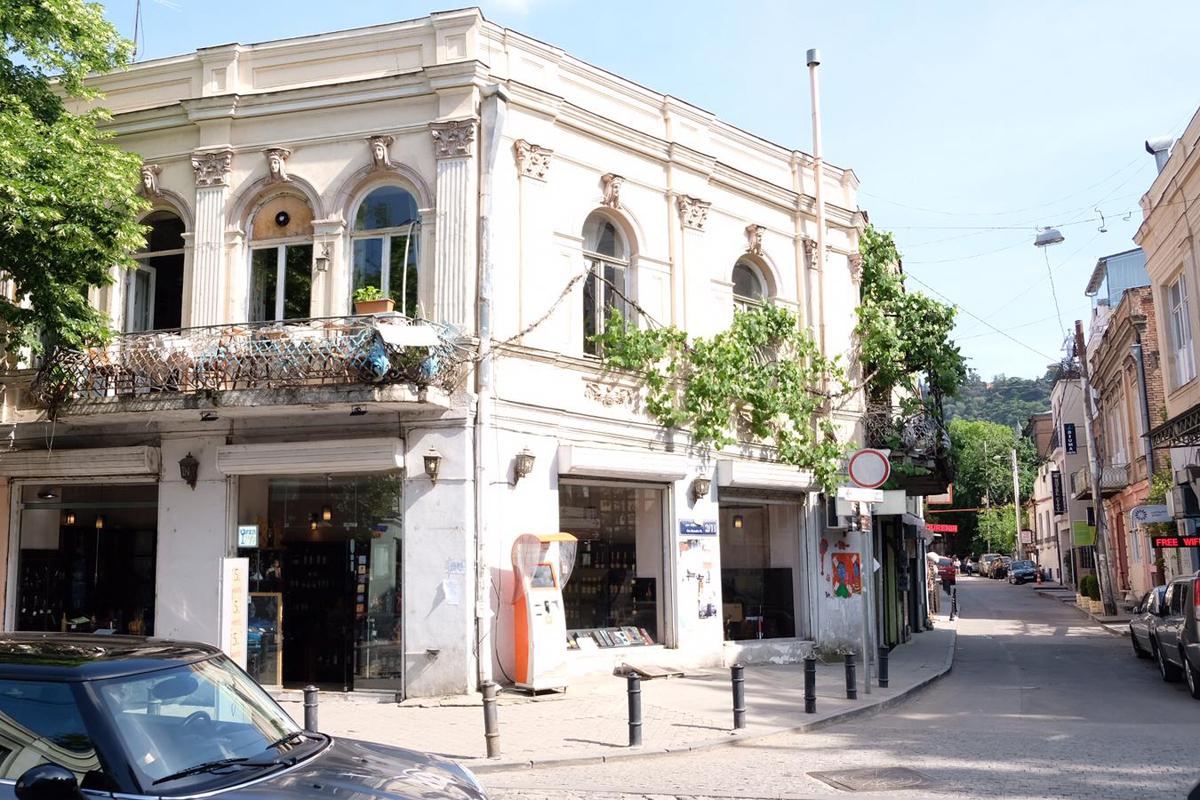 Tiflis Stadtansichten