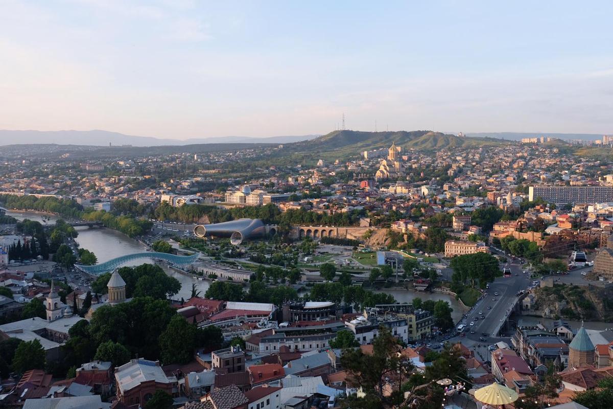 Tiflis Stadtseilbahn