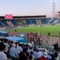 FK-Buxoro in der Buxoro Arena, Usbekistan