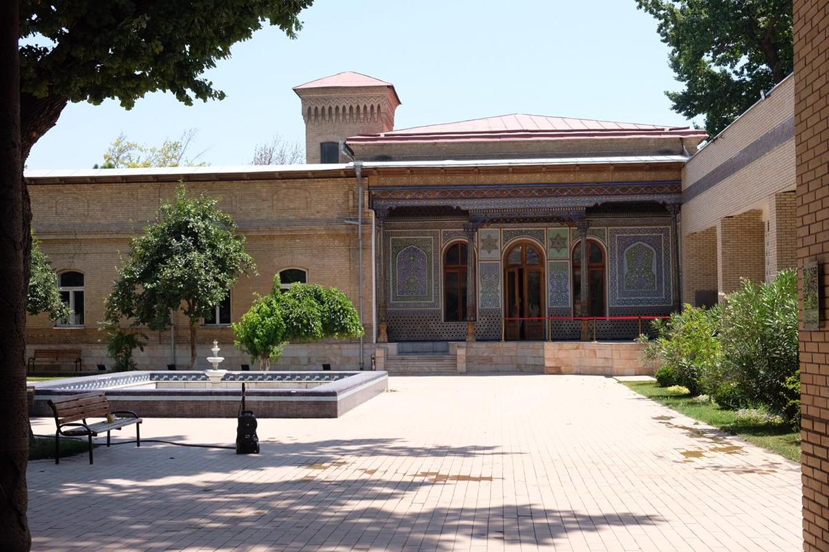 Staatliches Museum für Angewandte Kunst Taschkent