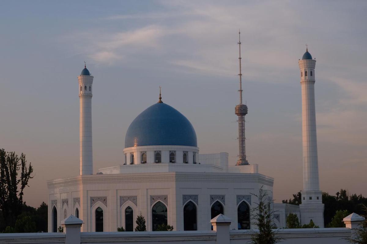 Minor Moschee in Taschkent