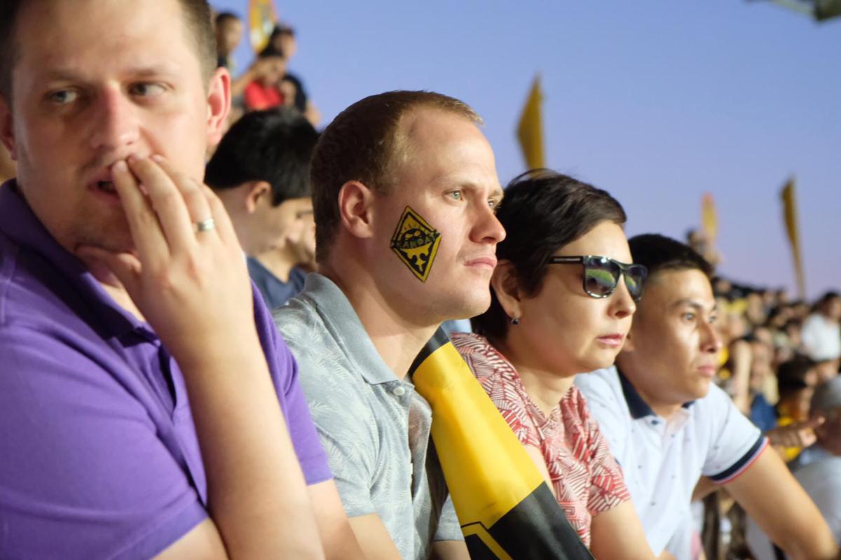 Zentralstadion Almaty