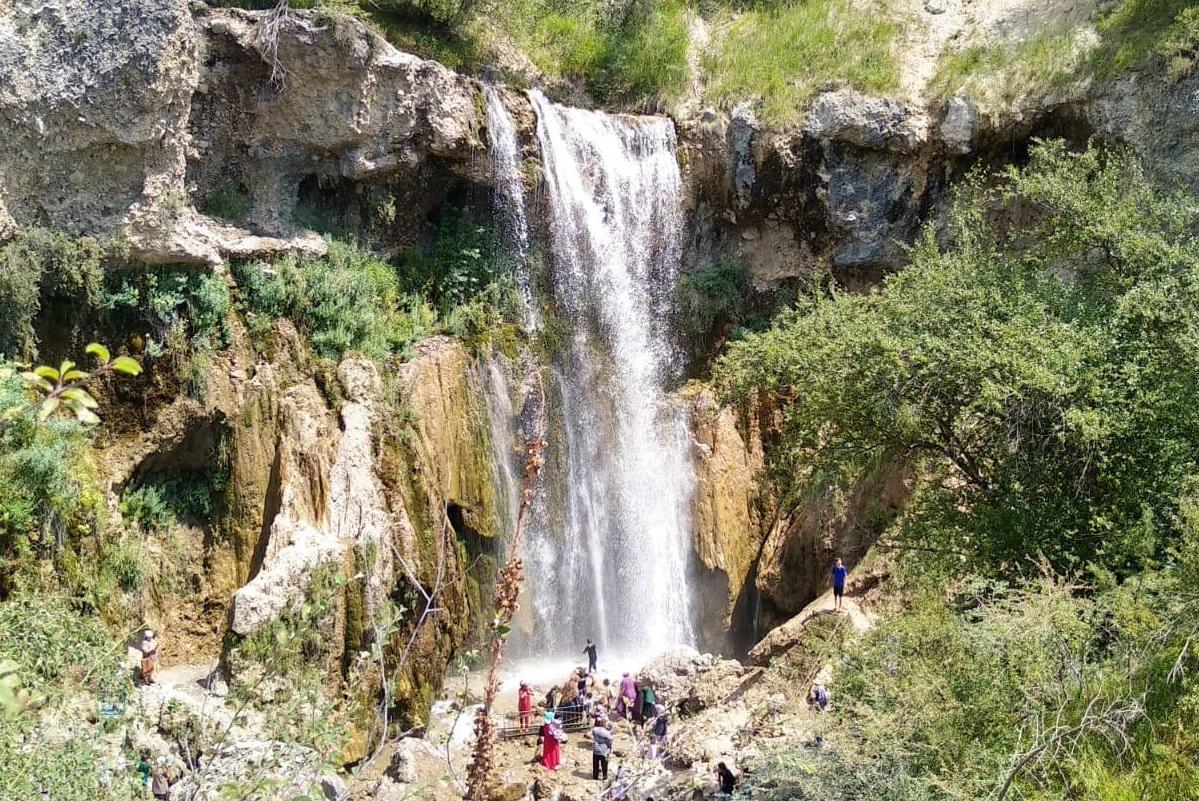 Ein Tag im Dorf Arslanbob