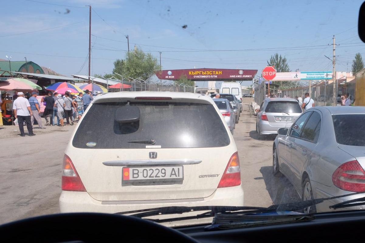 Ärger mit der deutschen Botschaft in Taschkent