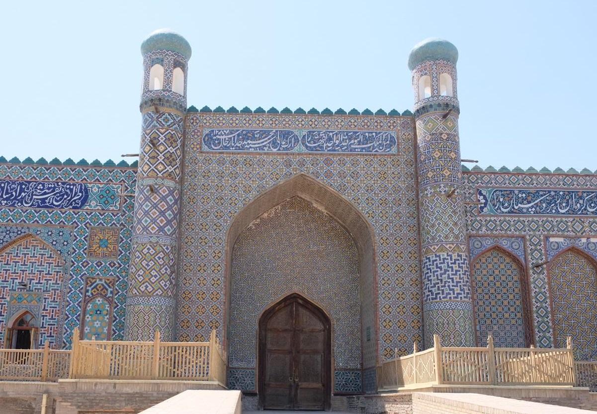 Eindrücke aus Taschkent