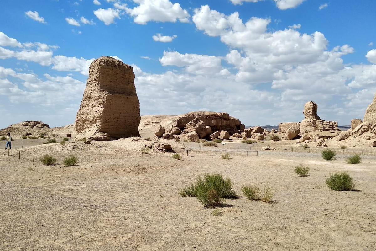 Wüste Gobi China