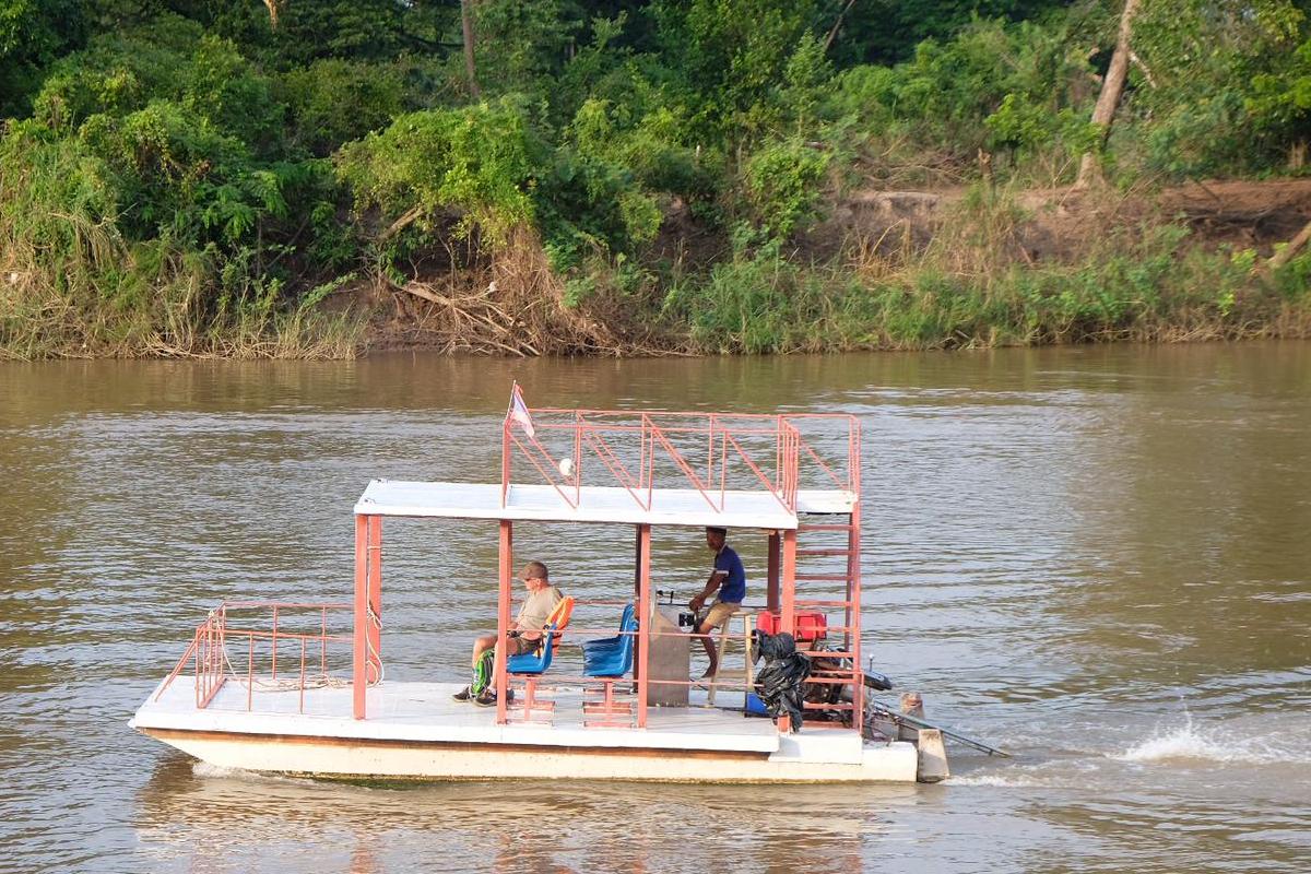 Im Reich der 4000 Inseln Mekong