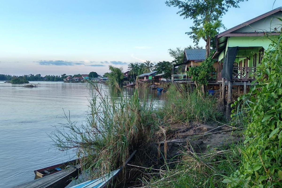 Reich der 4000 Inseln im Mekong