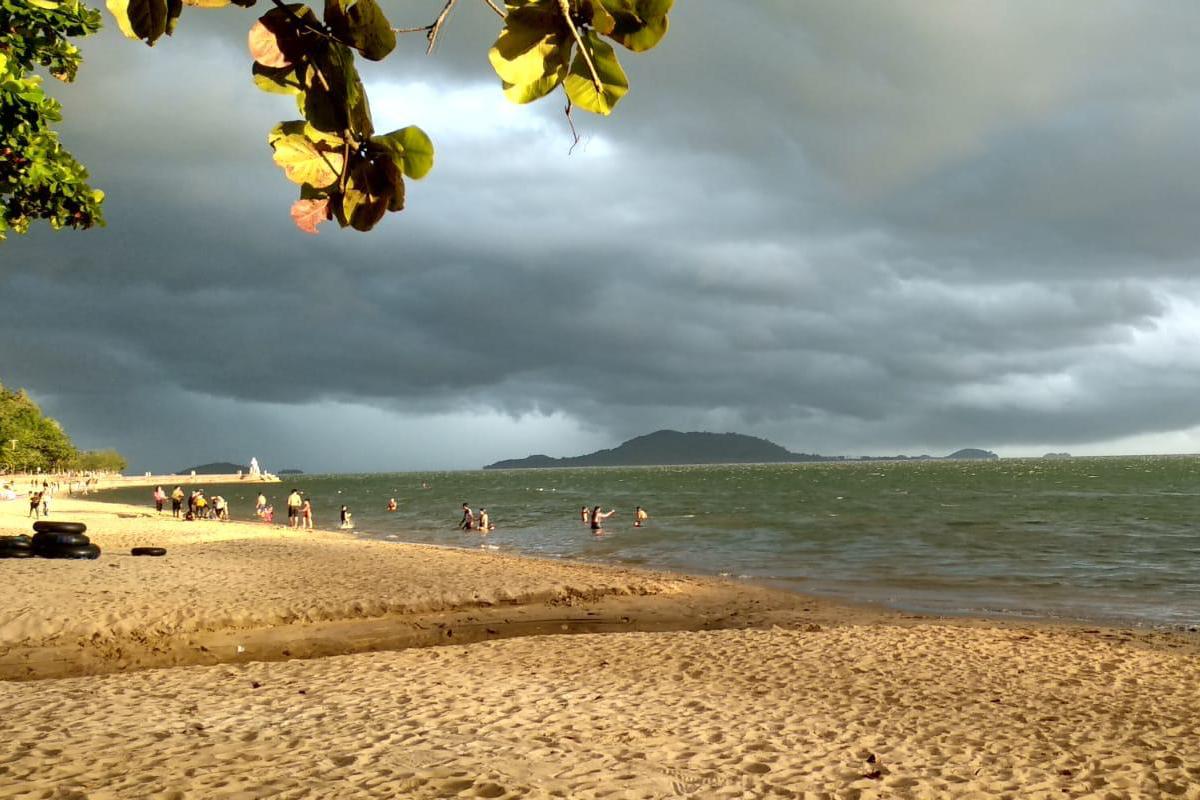 Kambodscha am Meer