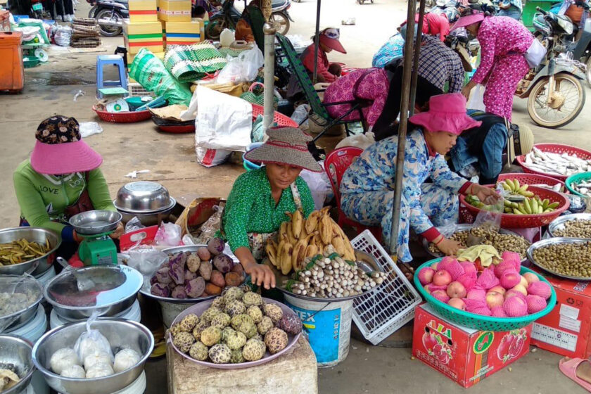 Stung Treng nach Kratie in Kambodscha