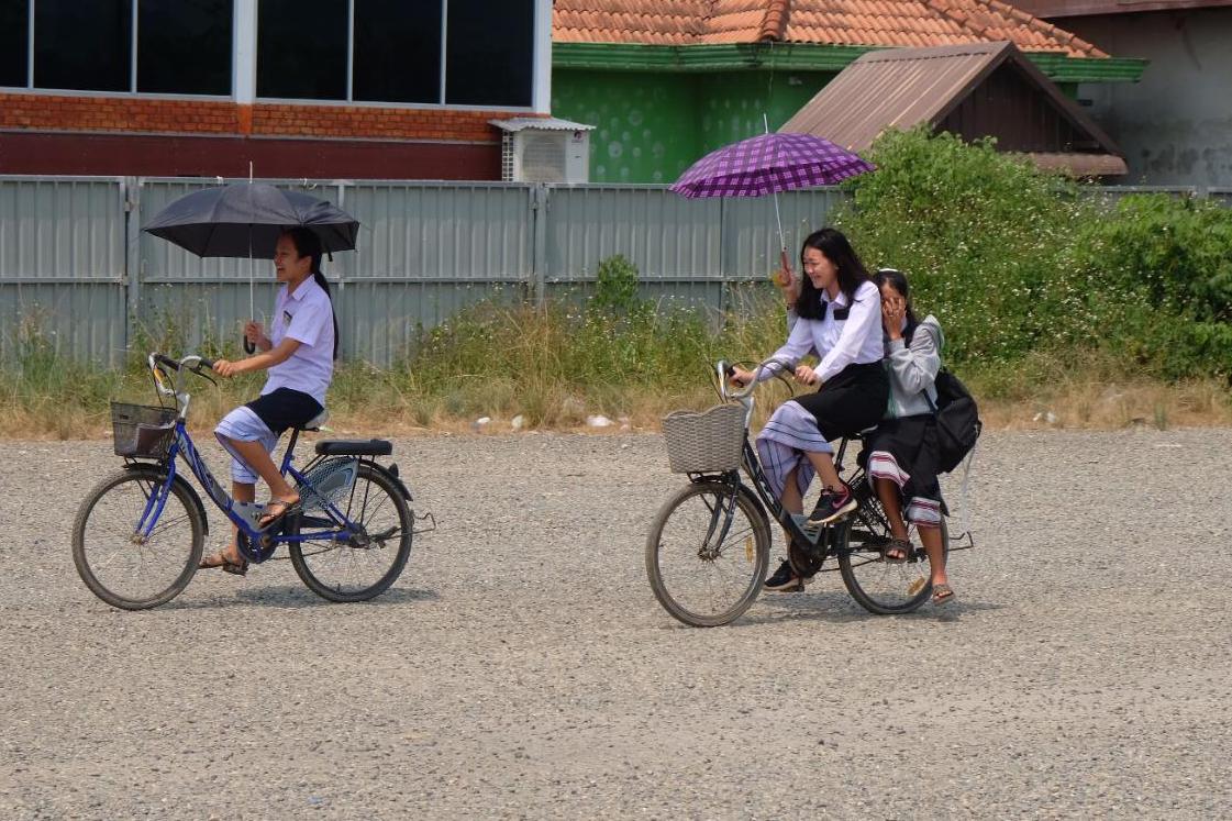 Vientiane - Hauptstadt von Laos