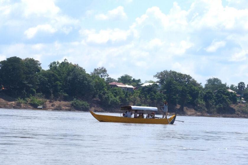 Kratie nach Stoung in Kambodscha