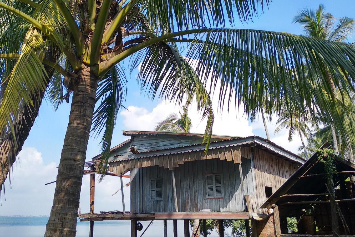 Tokee und die Trauminsel in Kambodscha